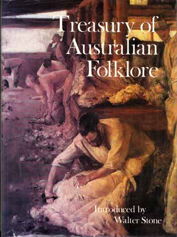 Image for Treasury of Australian Folklore