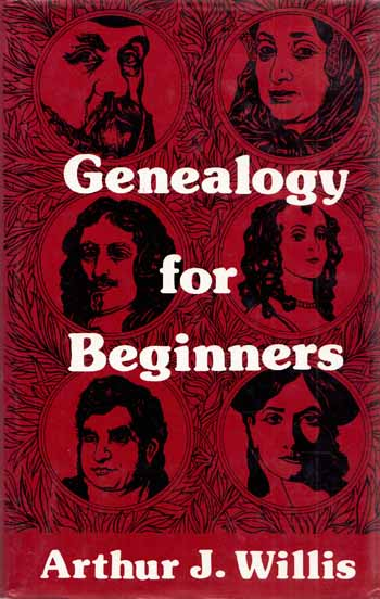 Image for Genealogy for beginners