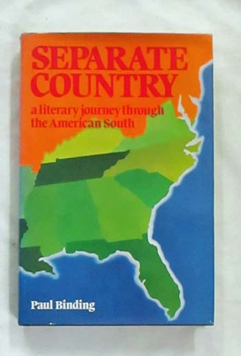 Image for Separate Country A literary journey through the American South