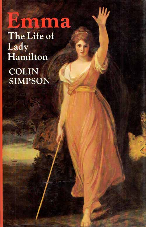 Image for Emma The Life of Lady Hamilton