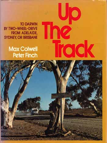 Image for Up the Track To Darwin by Two-Wheel Drive from Adelaide, Sydney, or Brisbane