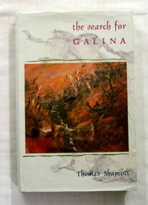 Image for The Search for Galina (signed by author)