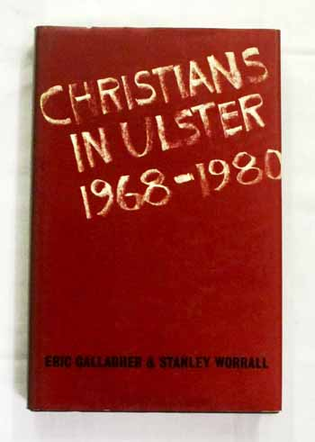 Image for Christians in Ulster 1968-1980