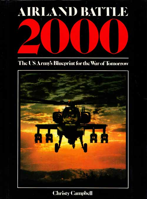 Image for Airland Battle 2000: The US Army's Blueprint for the War of Tomorrow