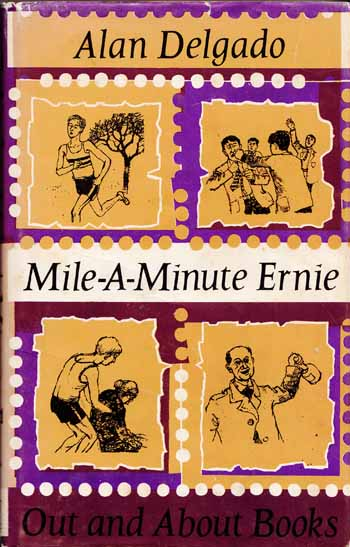 Image for Mile-A-Minute Ernie