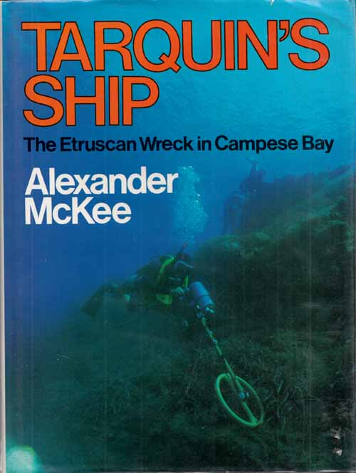 Image for Tarquin's Ship: The Etruscan Wreck in Campese Bay