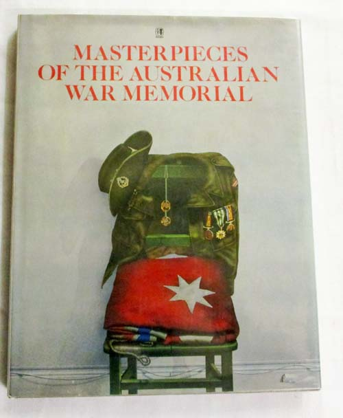 Image for Masterpieces of the Australian War Memorial