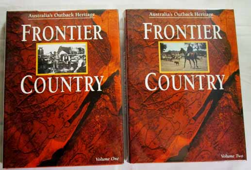 Image for Frontier Country Australia's Outback Heritage  2 Volume set.
