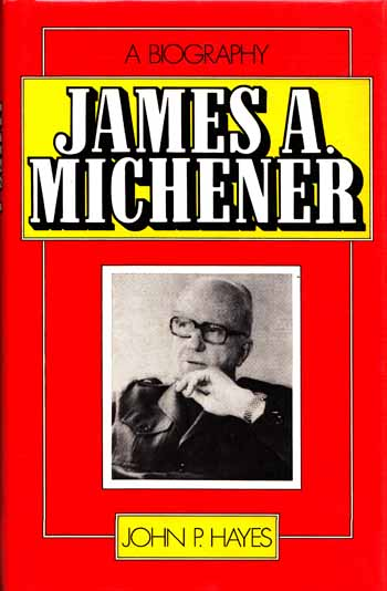 Image for James A Michener: A biography