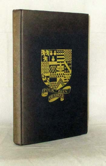 Image for The History of Emanuel School 1594-1964 with 1977 Supplement