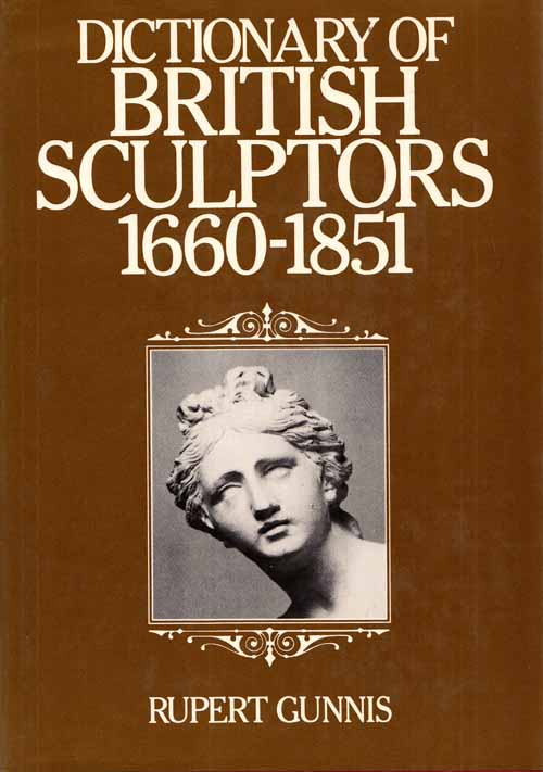 Image for Dictionary of British Sculptors 1660-1851 New Revised Edition
