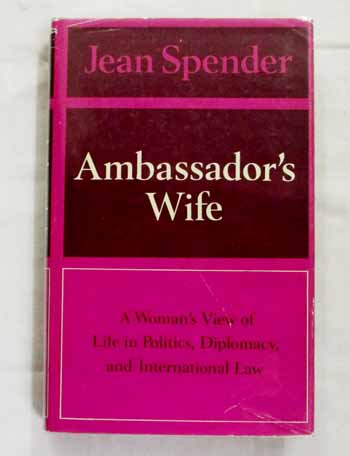 Image for Ambassador's Wife