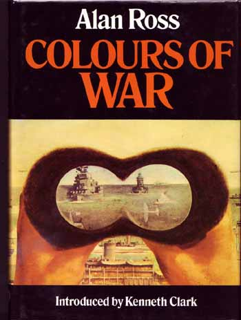 Image for Colours of War. War Art 1939-45