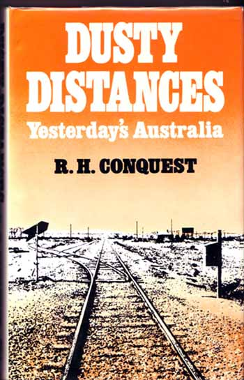 Image for Dusty Distances Yesterday's Australia