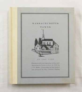 Image for Massachusetts Towns: An 1840 View