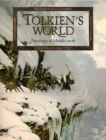 Image for Tolkien's World. Paintings of Middle-Earth