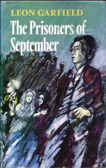 Image for THE PRISONERS OF SEPTEMBER [Signed copy]